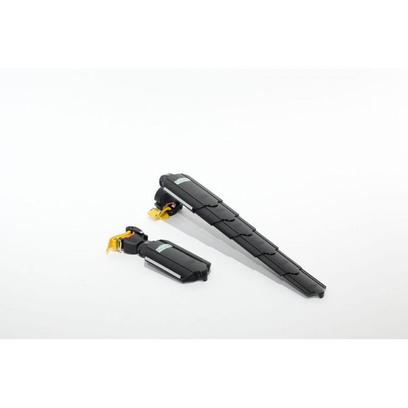 """Full Fender / Калници 20"""" за Mini Velo, сребристи"""