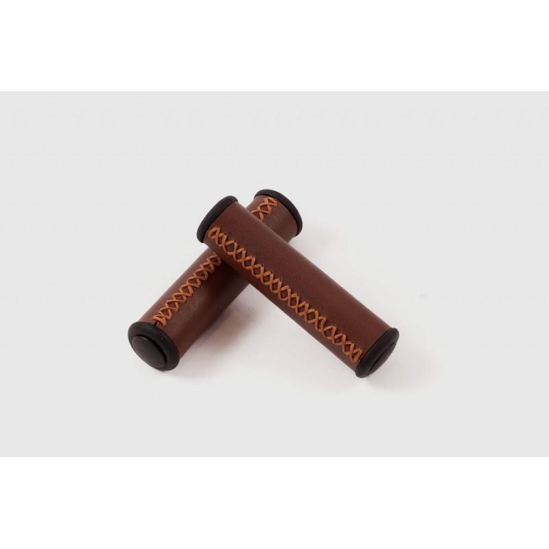 Velo — Дръжки VLG-892-1A за CS, тъмнокафяви, 125 мм
