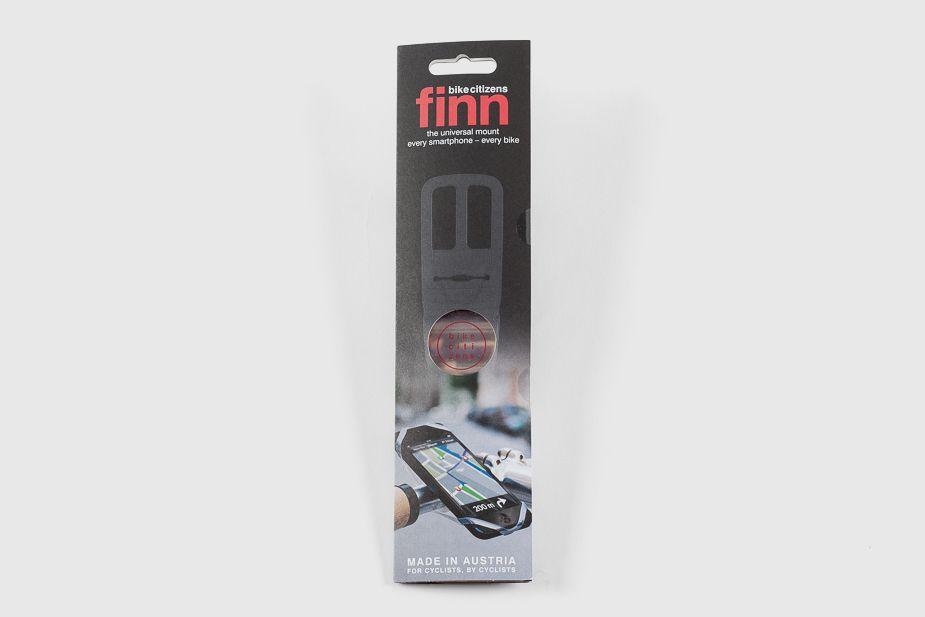 Finn — Стойка за смартфон, прозрачна