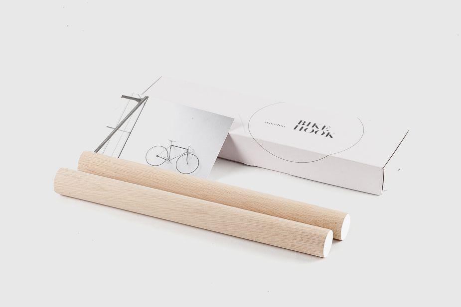 Fluo — Куки за окачване на велосипед